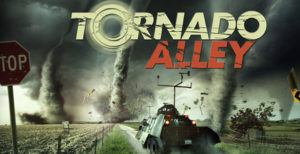 "The IMAX movie ""Tornado Alley"" was released in 2011."