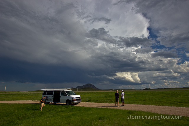 Storm Chasing Tours Brandon Ivey